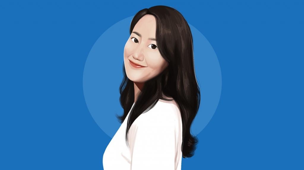 Artistic Image of Sarah Zhang