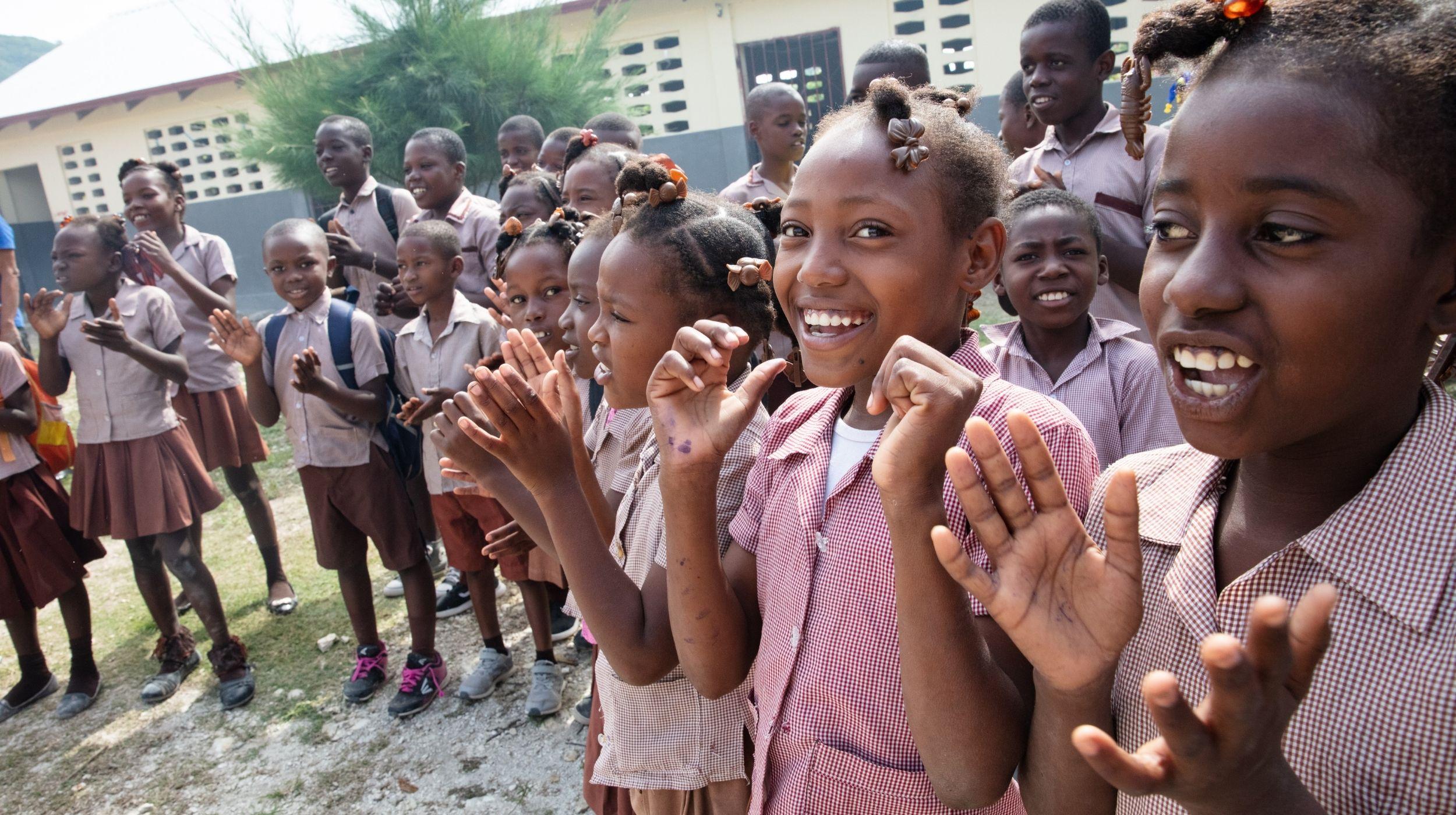 VR for Hope for Haiti