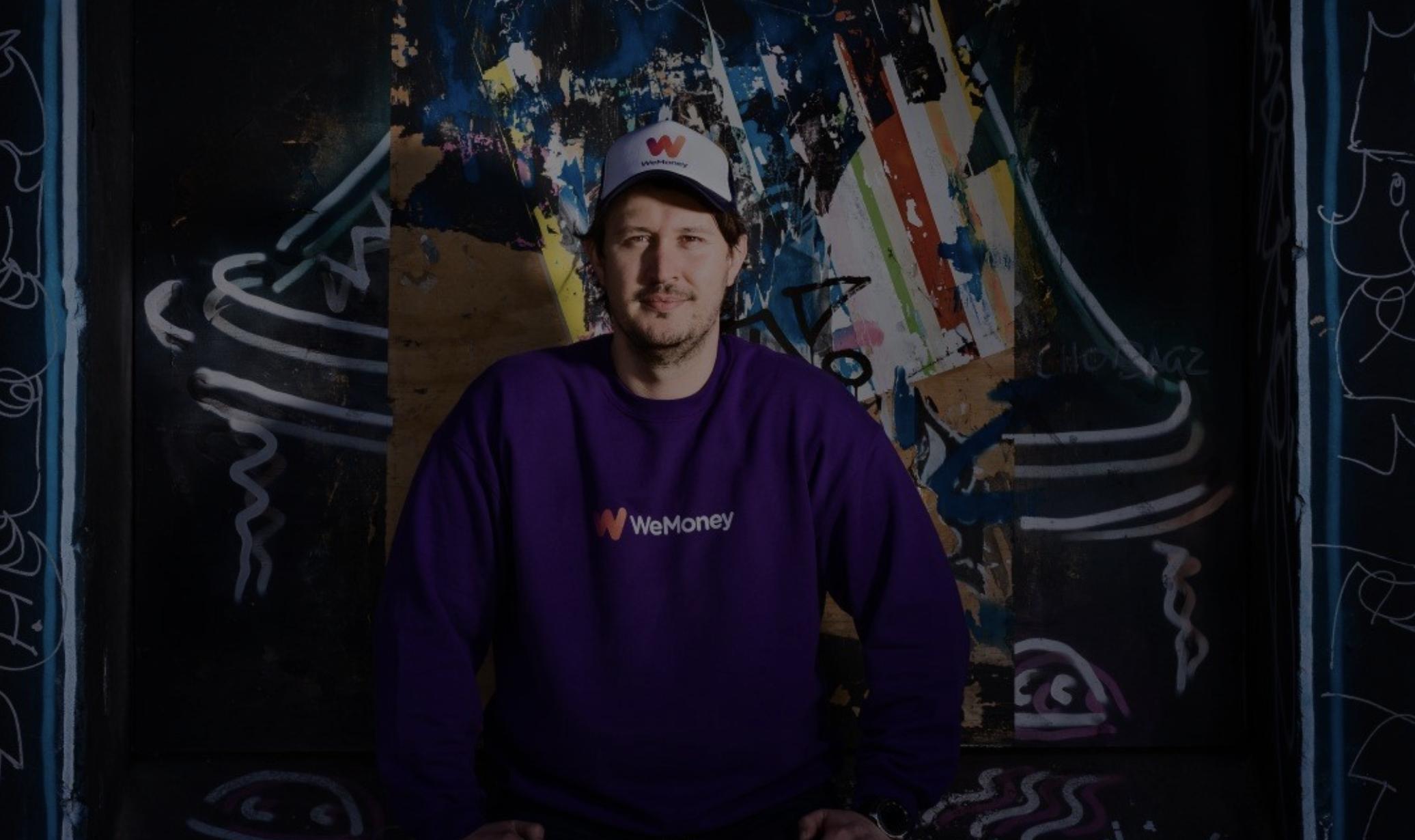 WeMoney Founder and CEO, Dan Jovevski (via Studio Self)