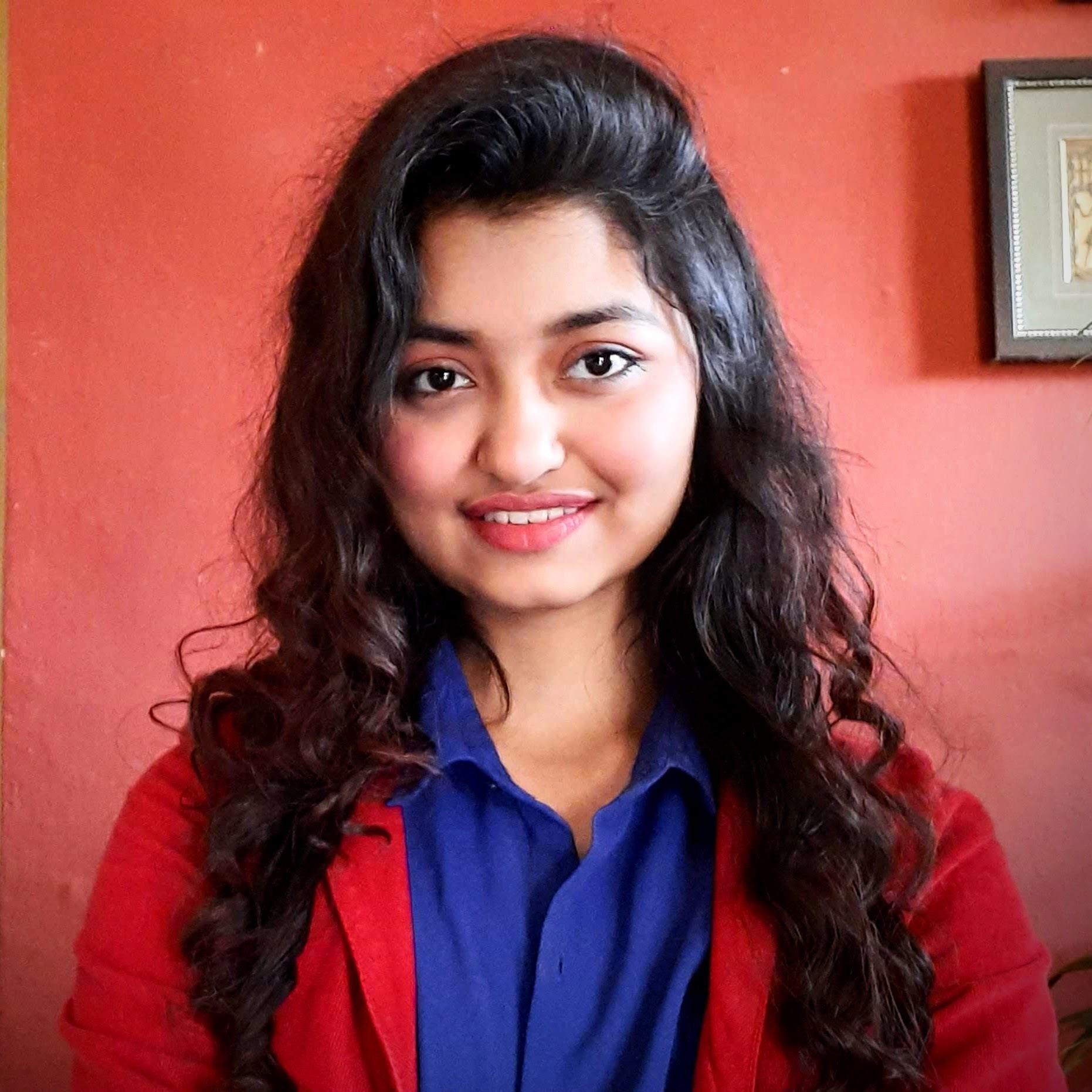 Headshot of Adya Aditi Parida