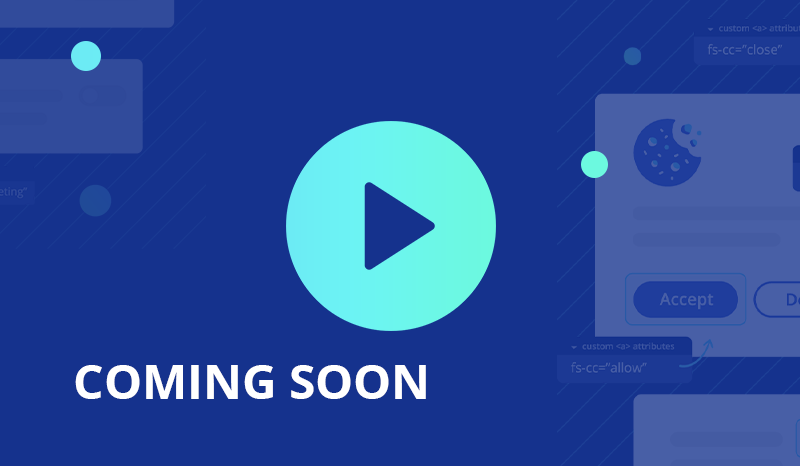 coming soon video