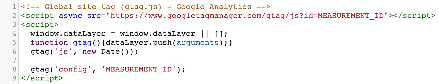 ga script example 2