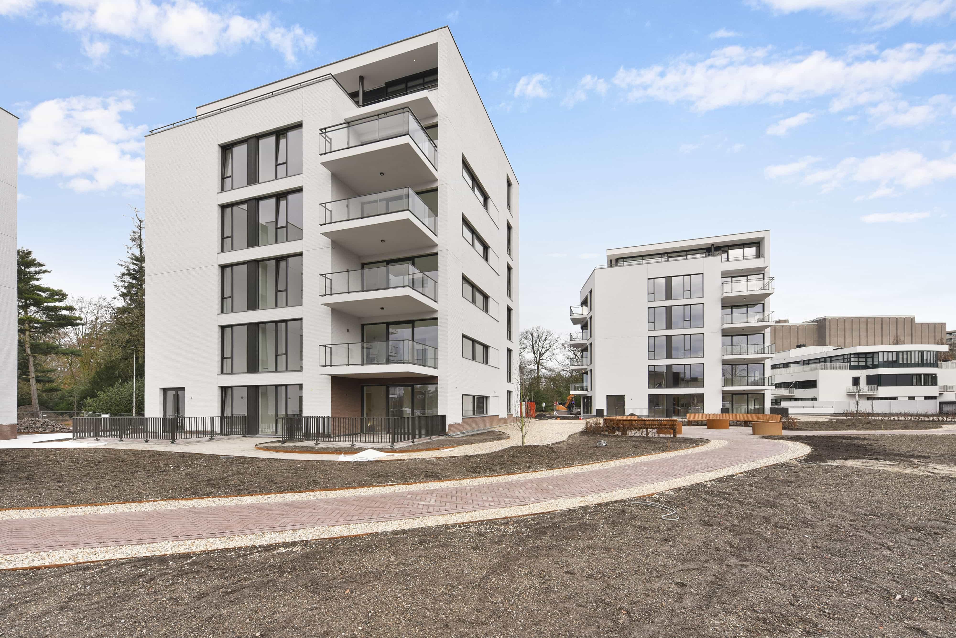 Appartementencomplex Parc Fontaine
