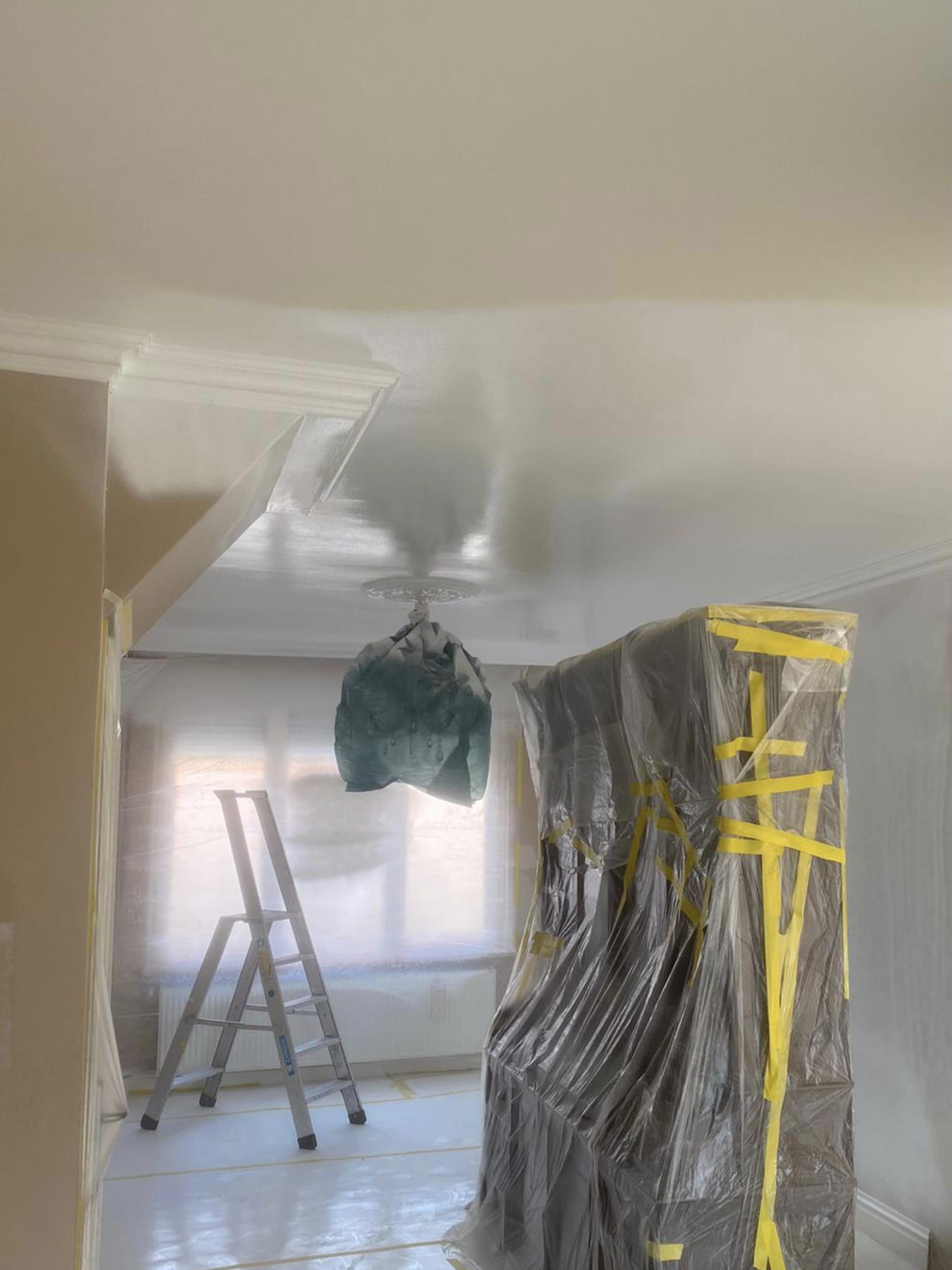 Aanslag op uw muren? Gebruik isolerend latex!