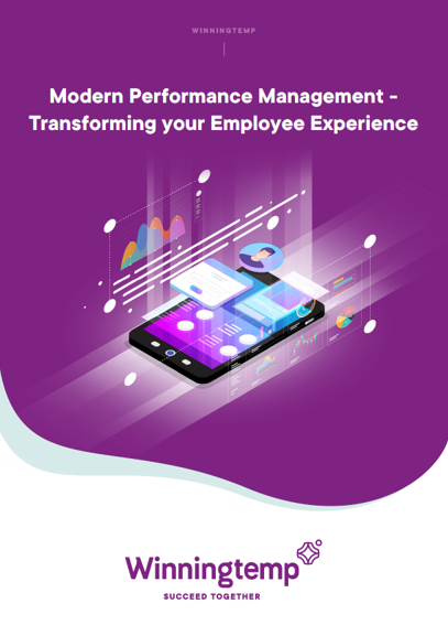 Modern Performance Management – Transforming your employee experience