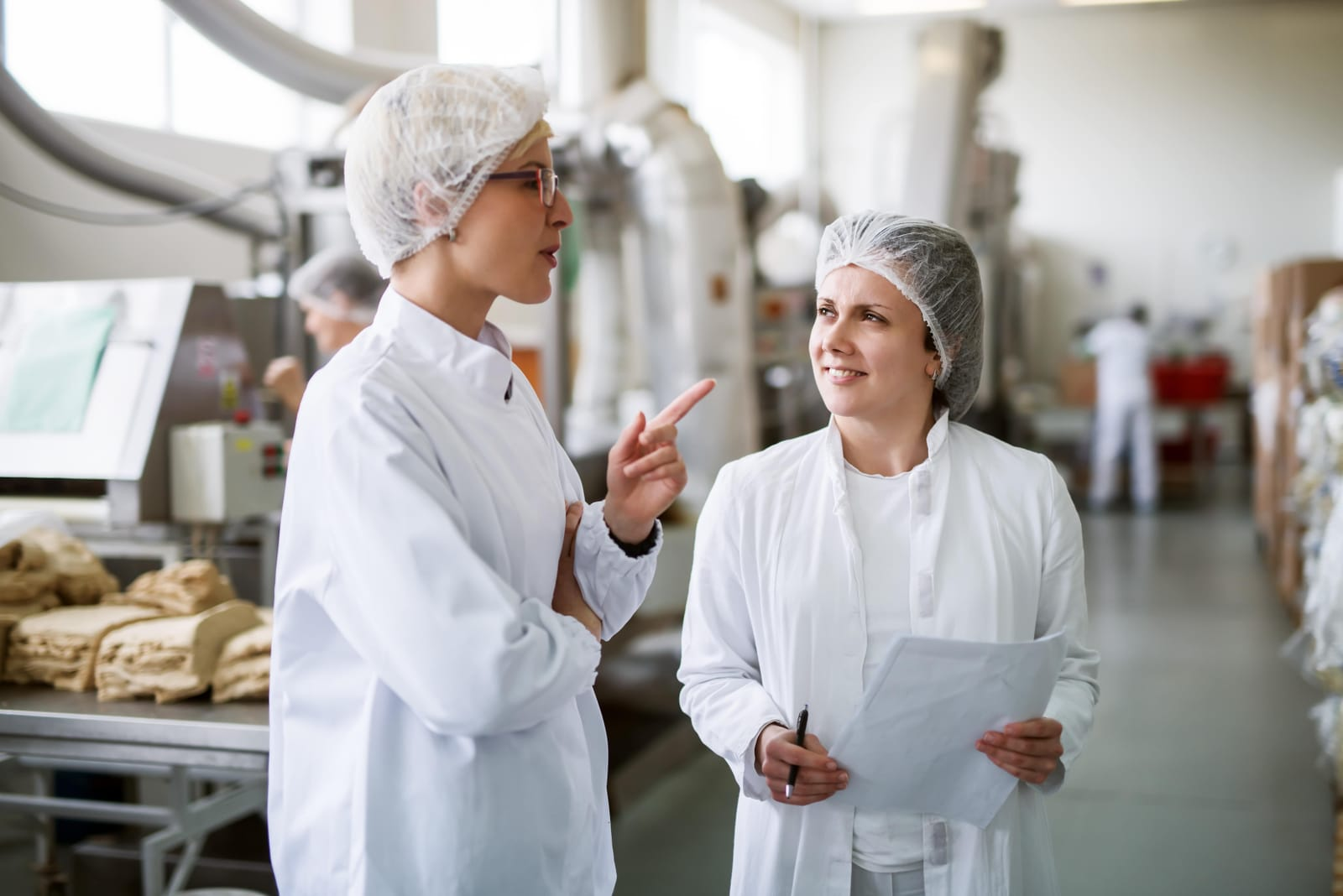 Enhancing employee experience within the food manufacturing and processing sector