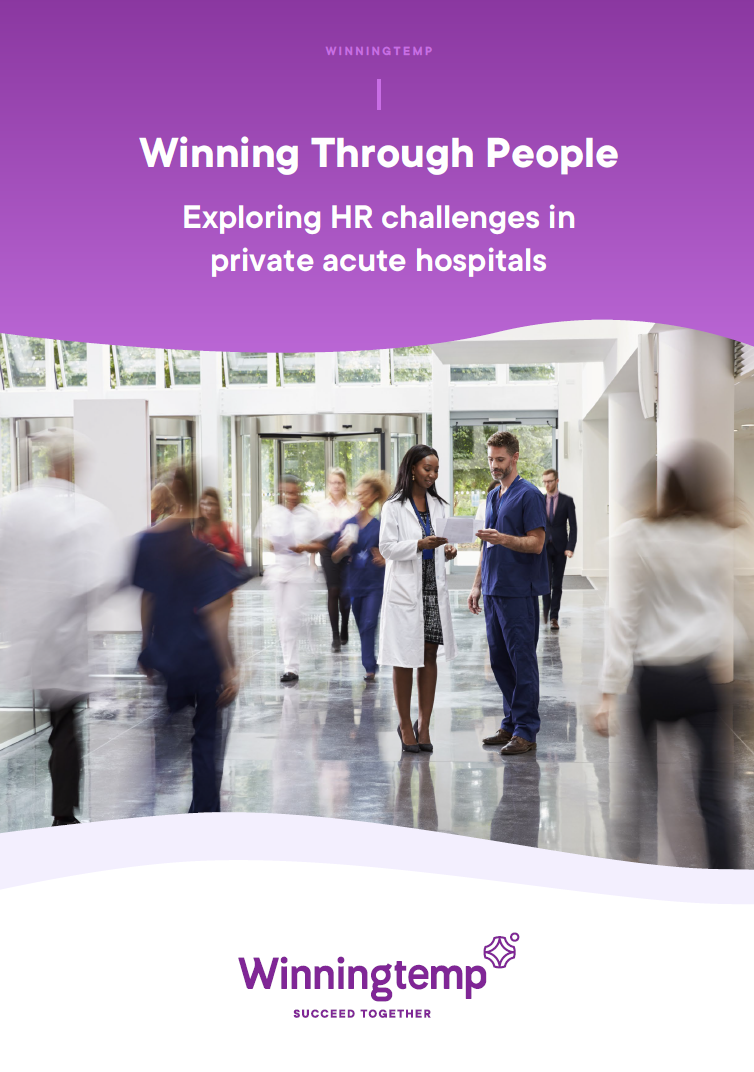 Winning Through People: Exploring HR Challenges in the private acute hospitals