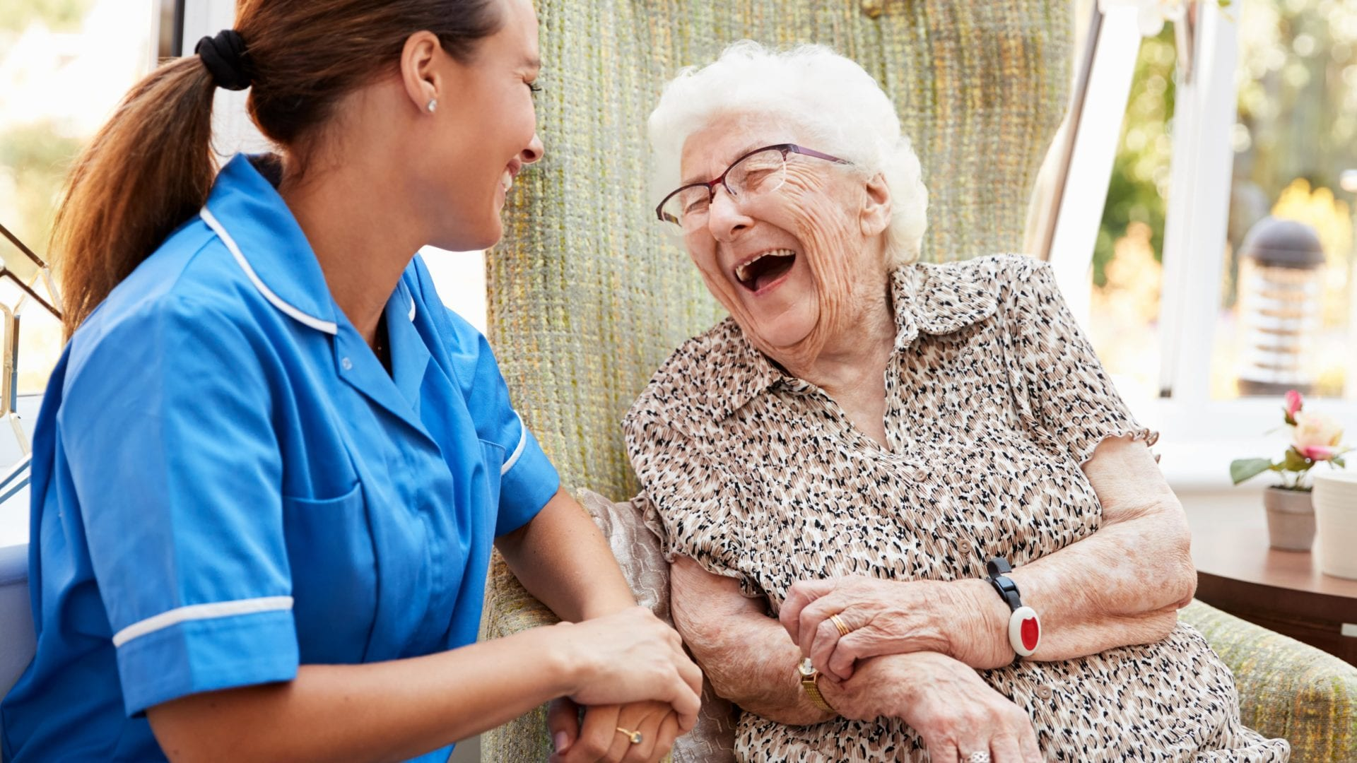 Enhancing employee experience within the domiciliary healthcare sector