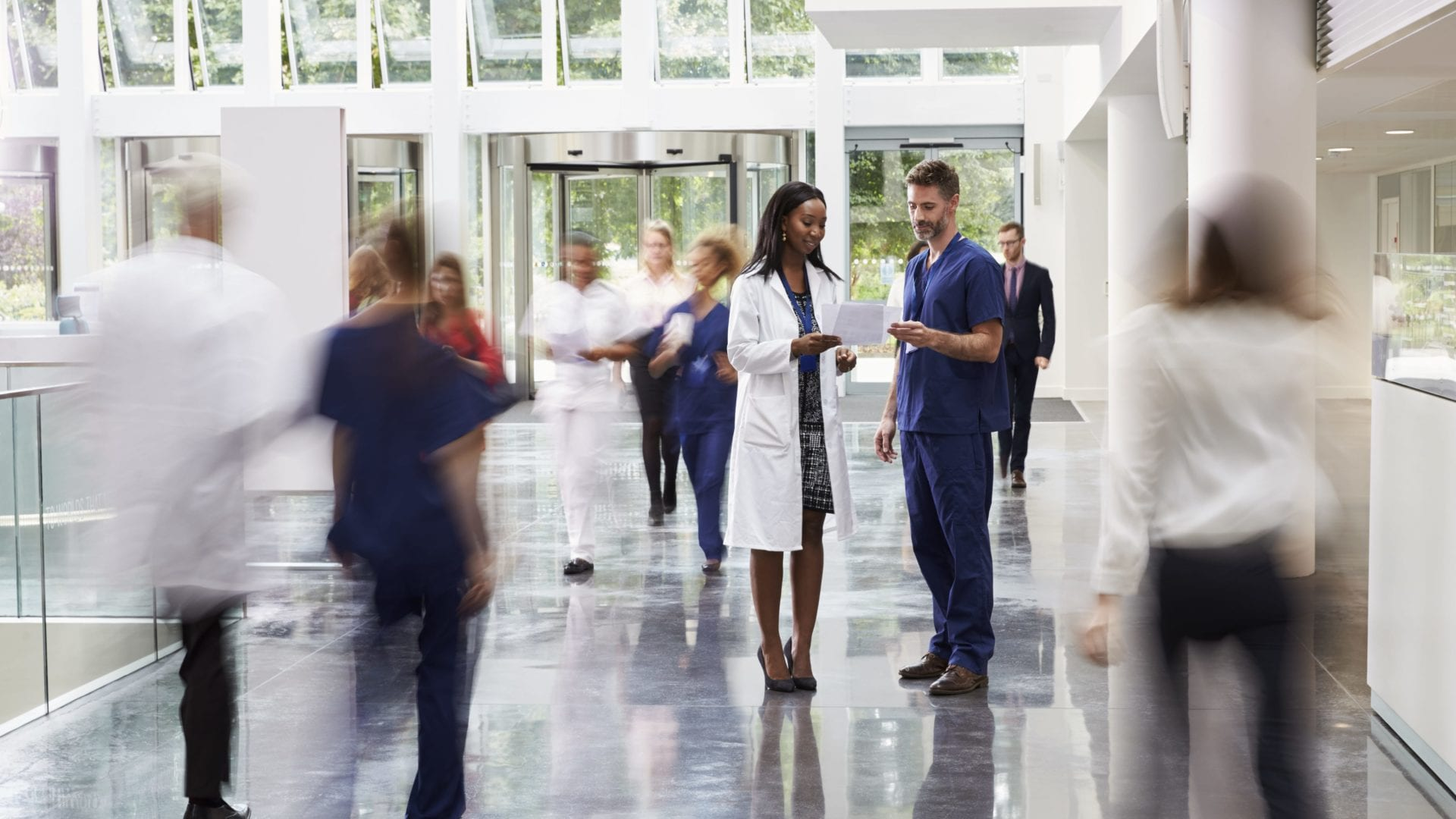Understanding HR challenges within the private acute healthcare sector