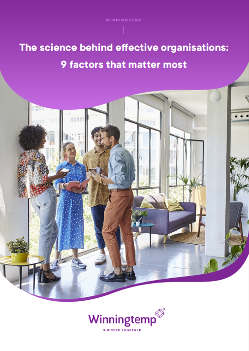 The science behind effective organisations: 9 factors that matter most