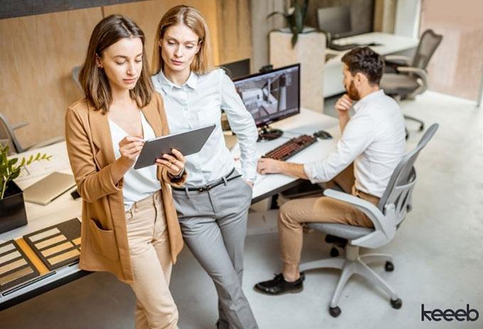 Digitalisierung von Unternehmen in der Generation 4.0
