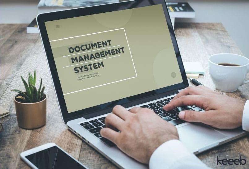 Eine Frage des Systems? Das Dokumenten Management System