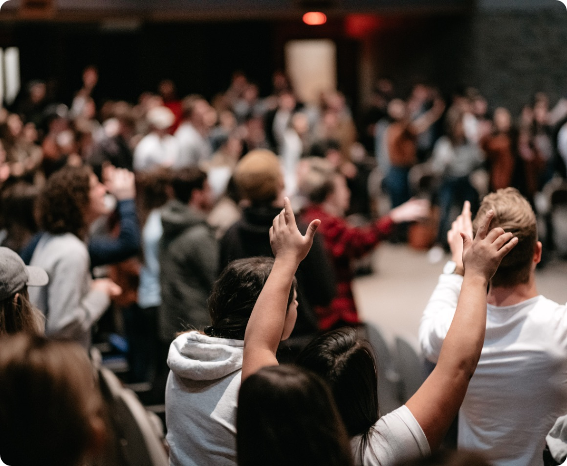 a young adults service