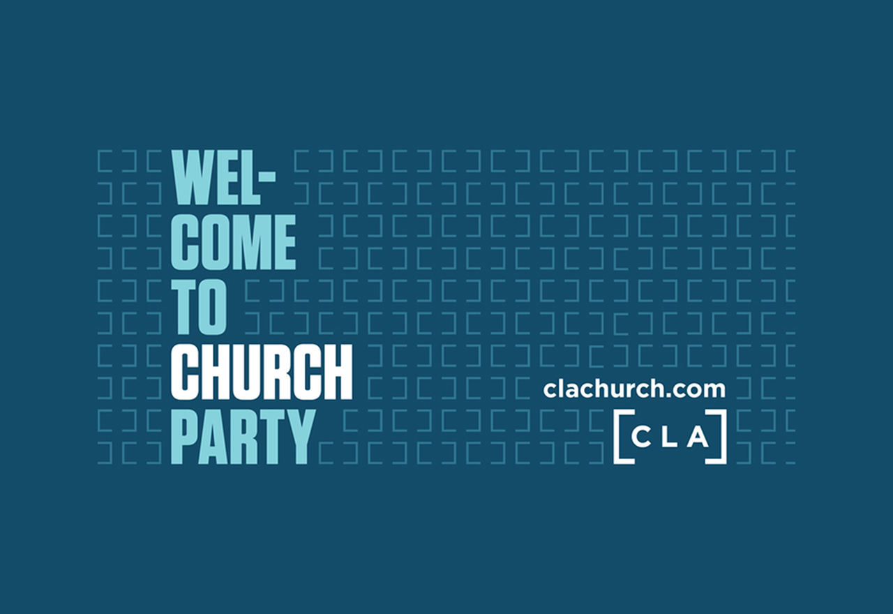 Welcome to Church Party Maple Ridge October