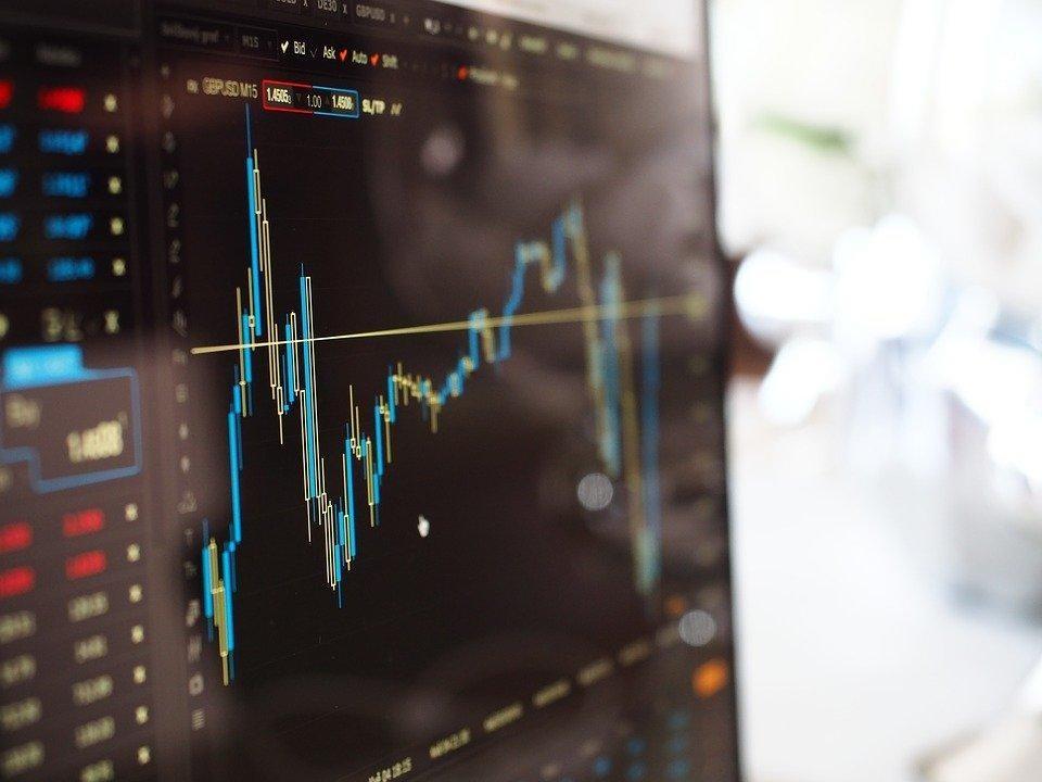 Difuminar, Gráfico, Equipo, De Datos, Las Finanzas