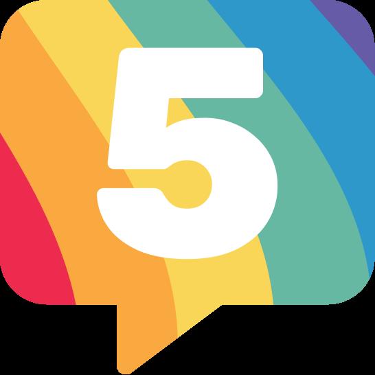 fiveable pride logo