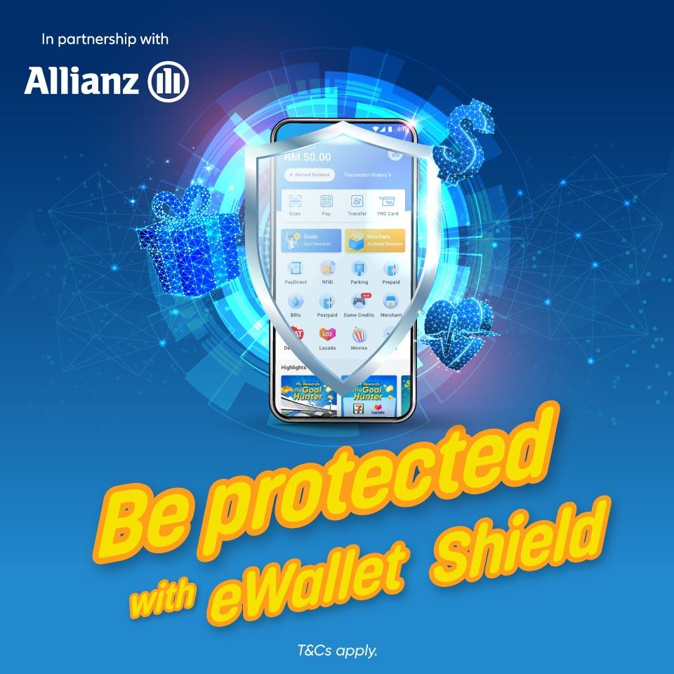 Allianz eWallet Shield