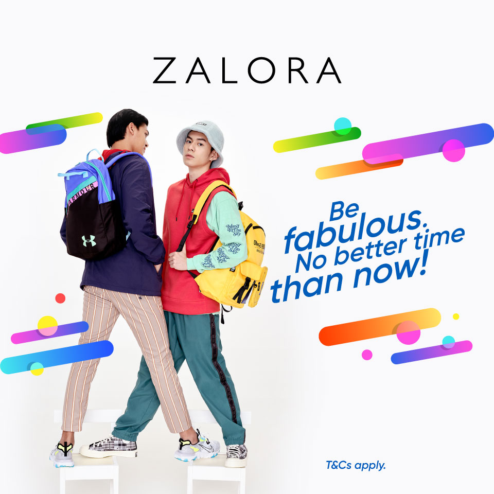 ZALORA New Customer Promotion