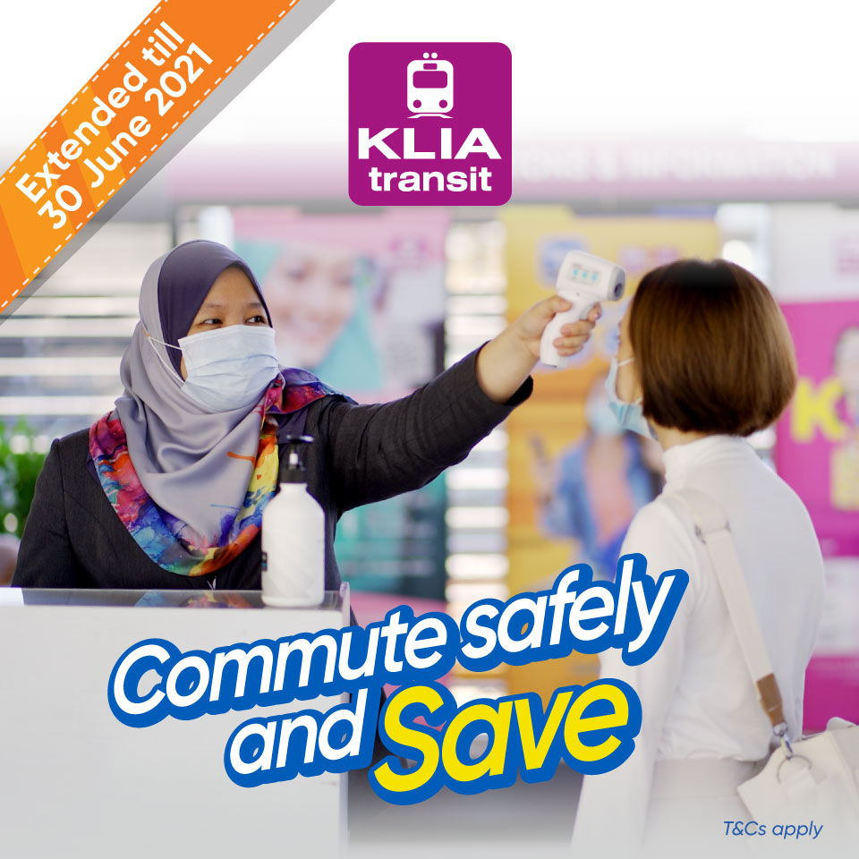 Travel safely and save with ERL!