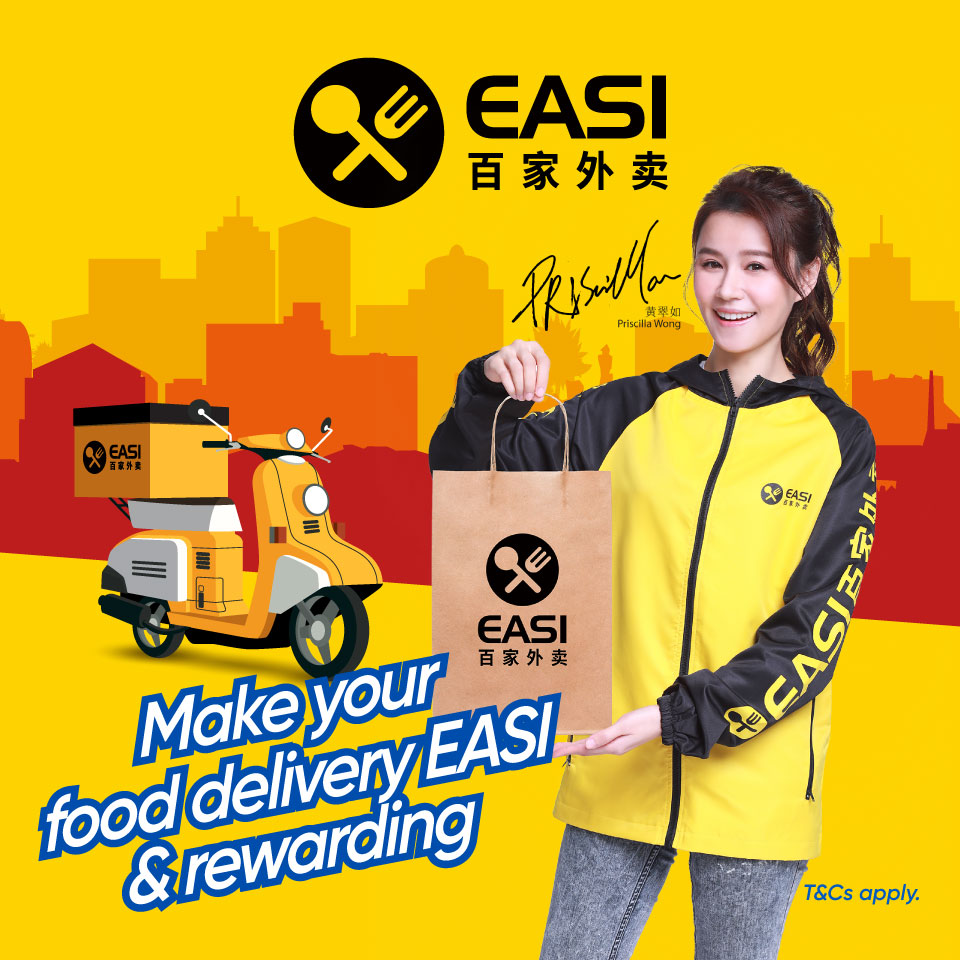 EASI with TNG eWallet
