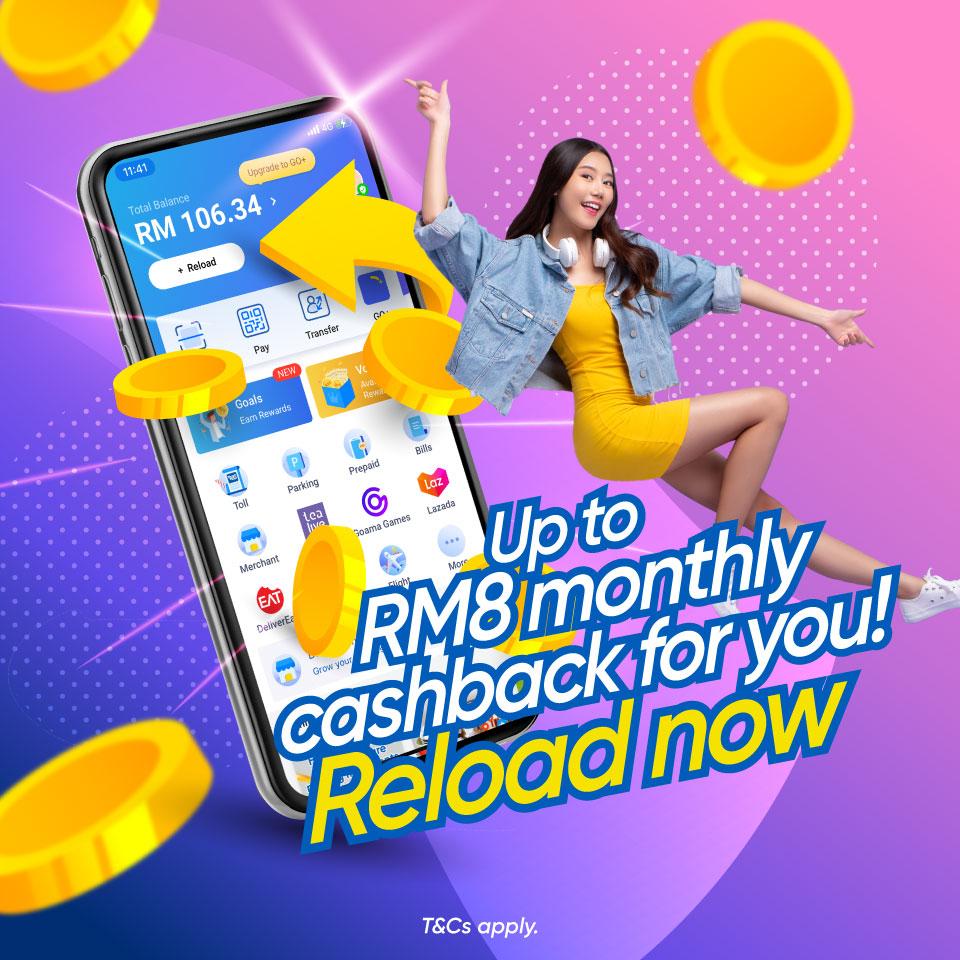 Citibank RM1 Cashback
