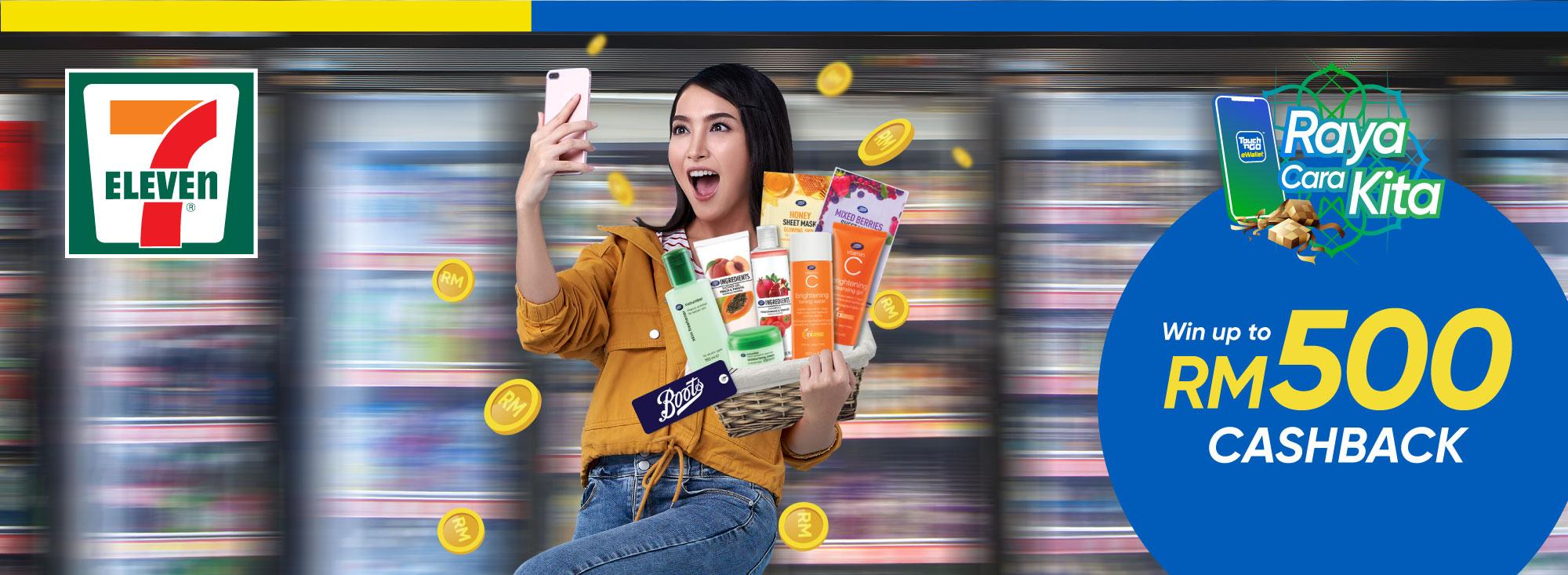 7-Eleven Kaya Raya Bergaya Promotion