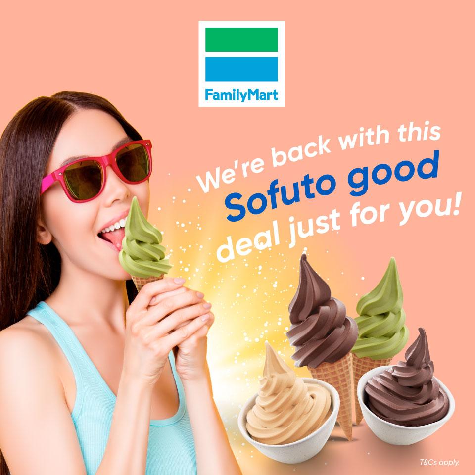 FamilyMart RM0.99 Sofuto Promotion