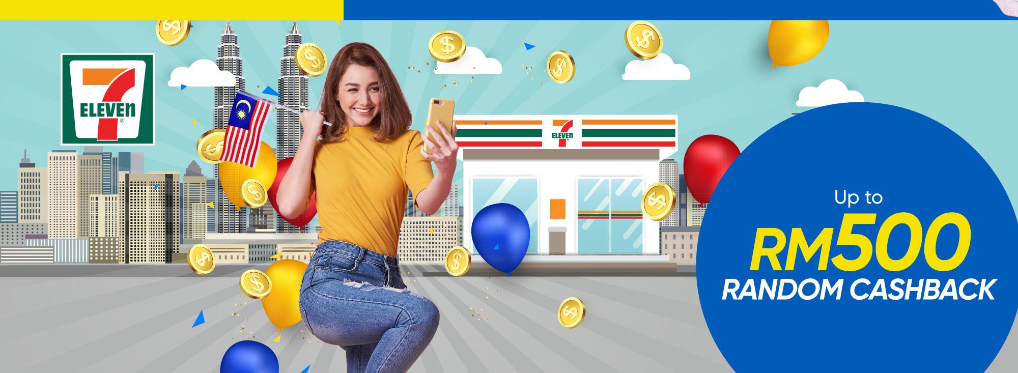7-Eleven: Menang Sama-Sama Promotion