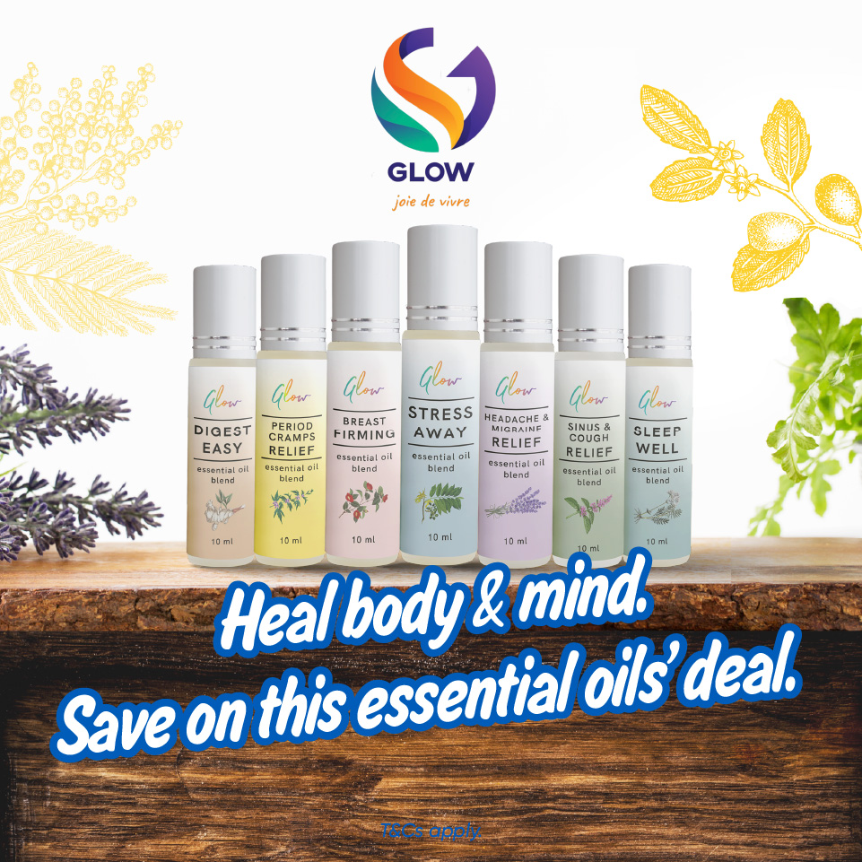 Glow KL: Get 12% off (Capped at RM14)