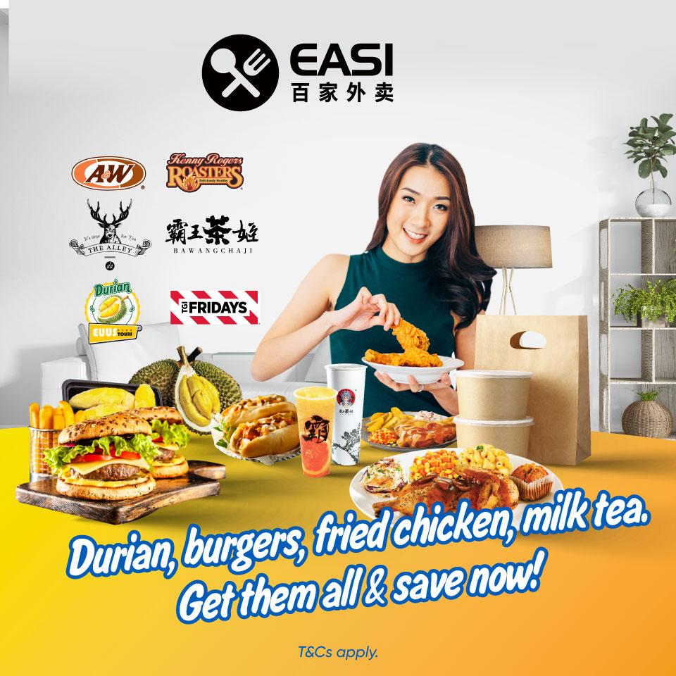 EASI WOW Deals