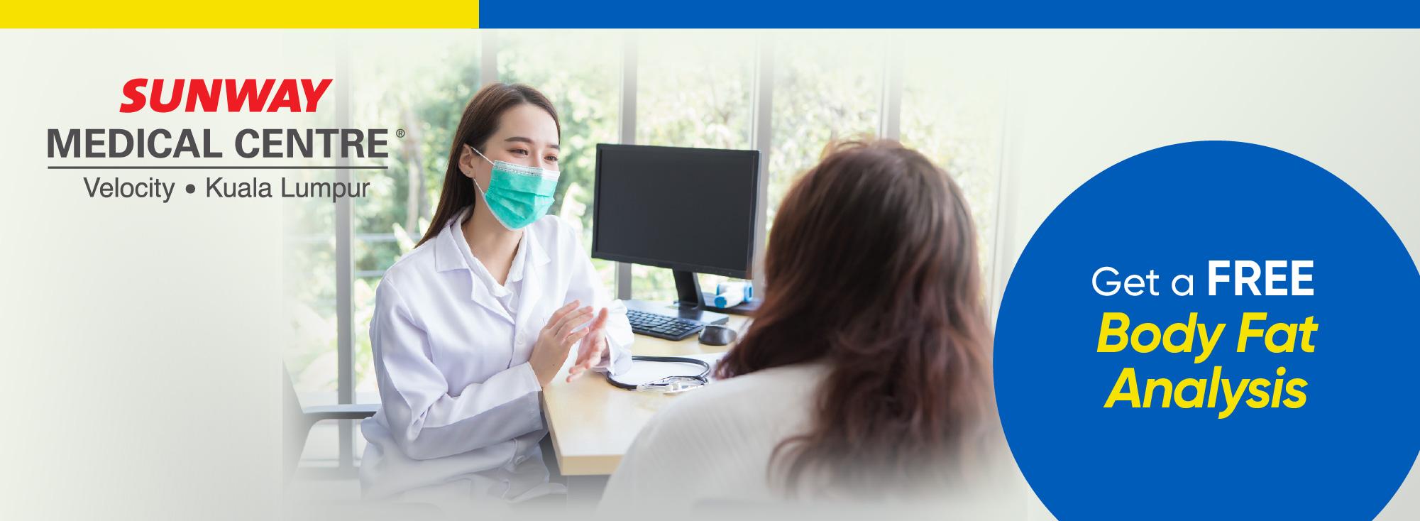Sunway Medical Centre, Velocity July Promotion