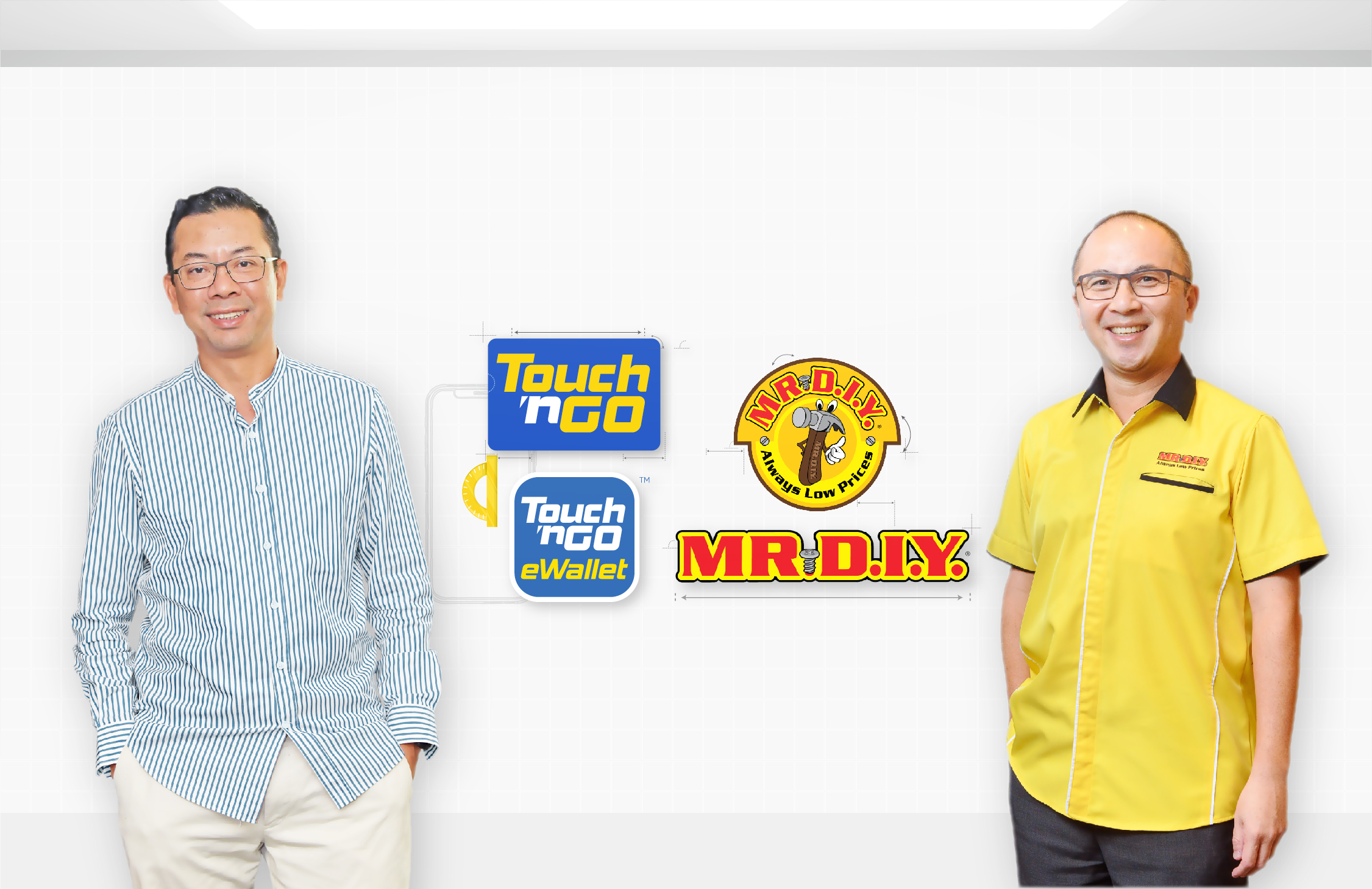 Touch 'n Go and MR DIY Announce Strategic Collaboration