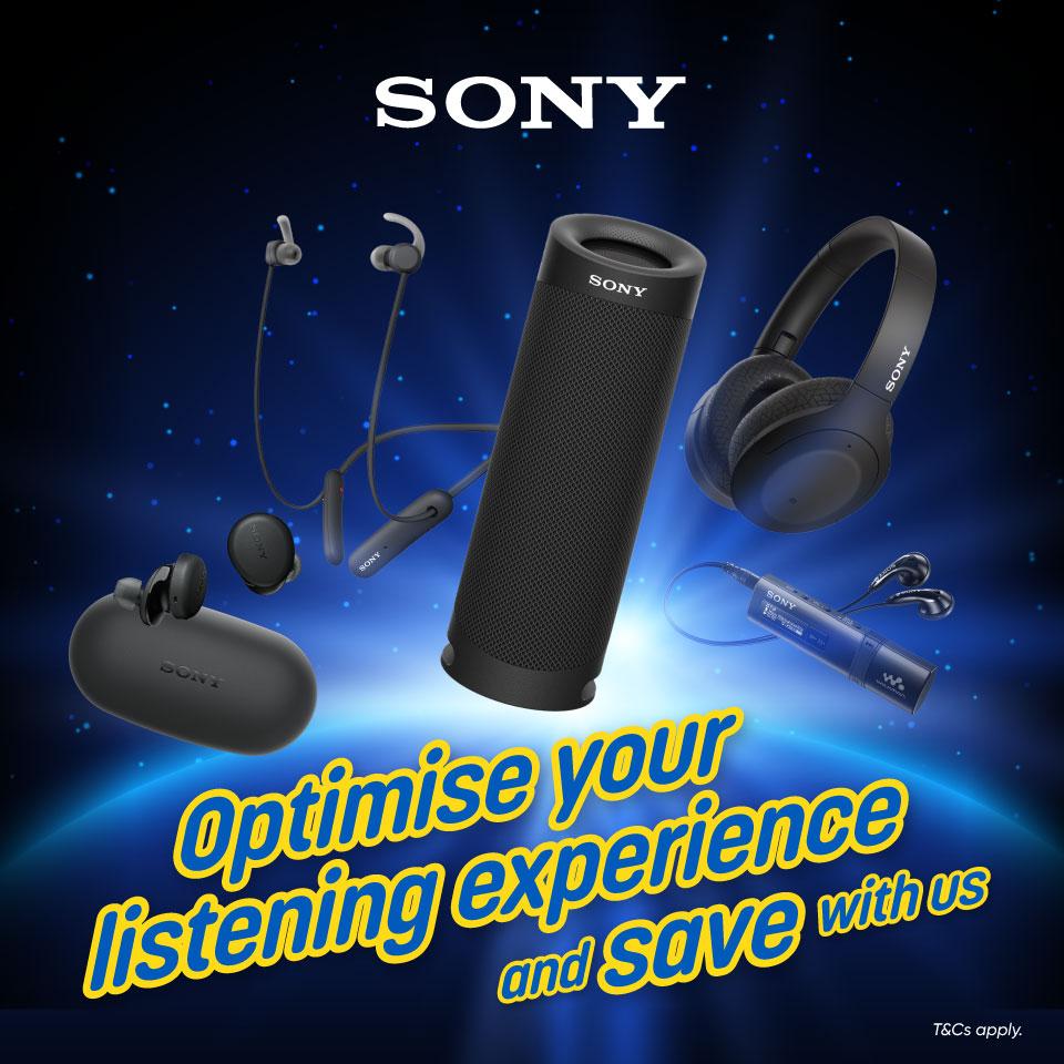 Sony July'21 Promotion