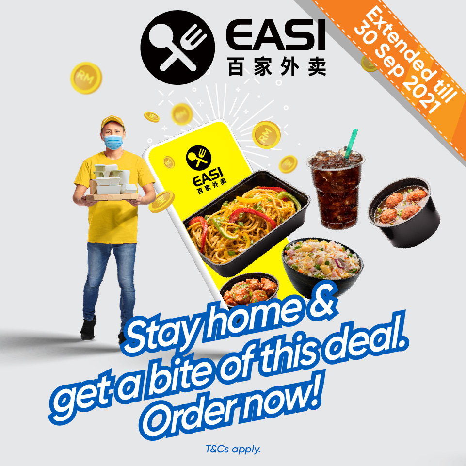20% OFF with EASI
