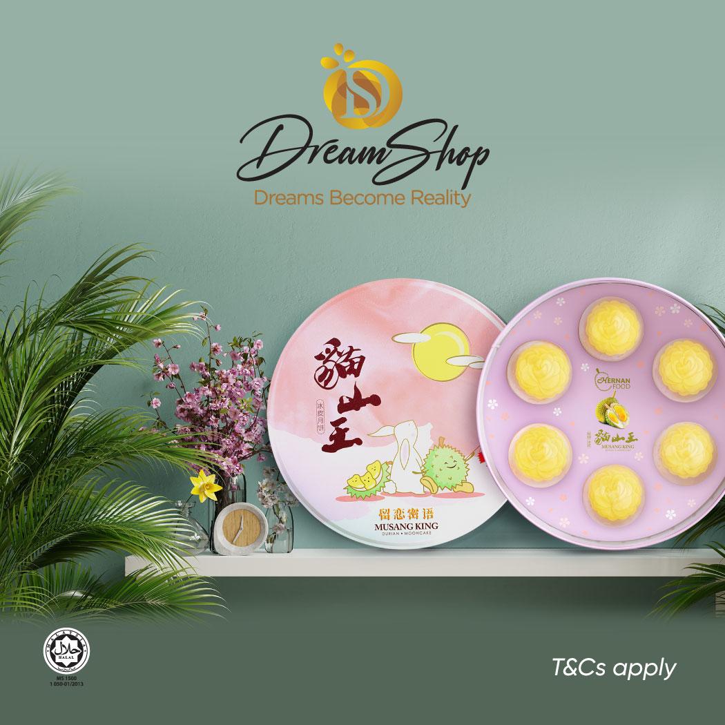 Dreamshop Mooncake Promotion