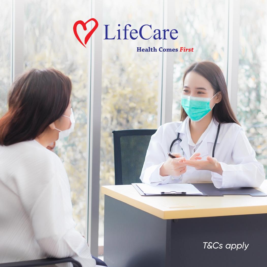 Lifecare COVID-19 Antibody (Immunity) Blood Test Promotion