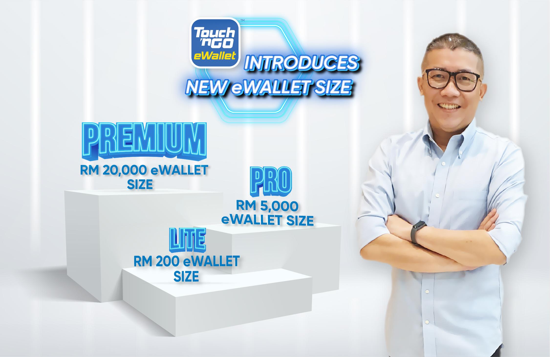 Touch 'n Go eWallet introduces new premium tier