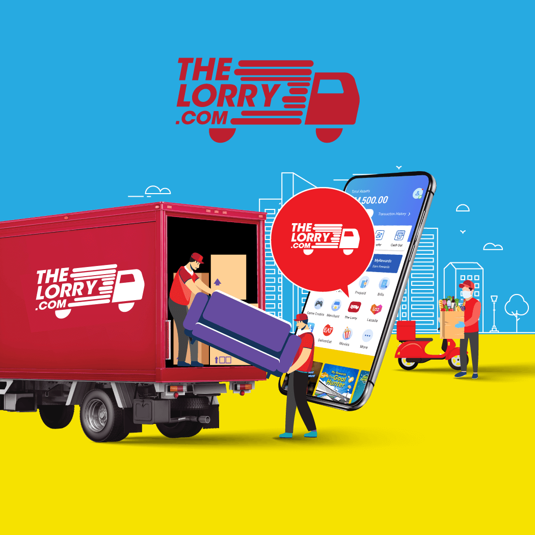 Move safely and save with The Lorry!