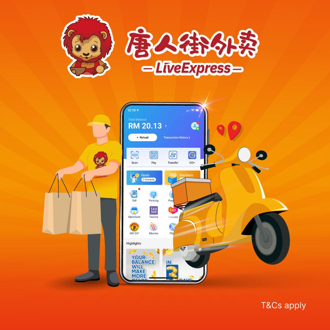 Get 20% Off On LiveExpress