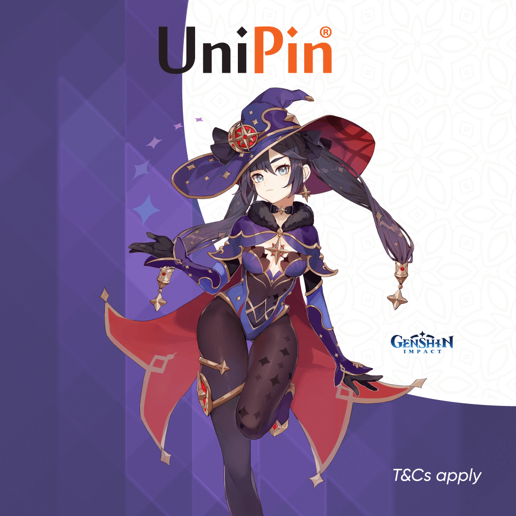 UniPin Play more, Pay Less for Games