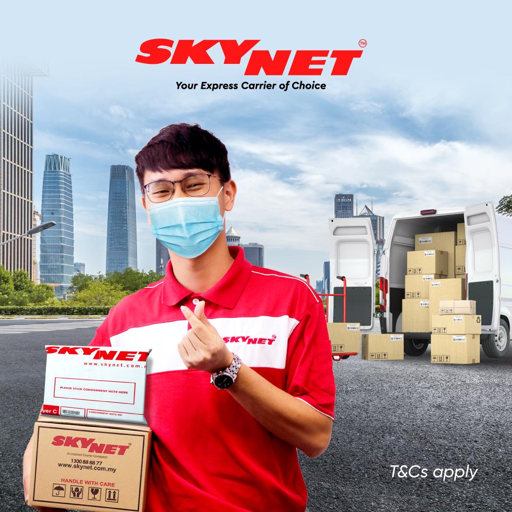 Skynet RM2 Cashback Promotion