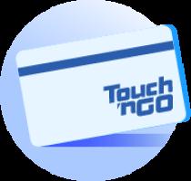 Touch 'n Go Card