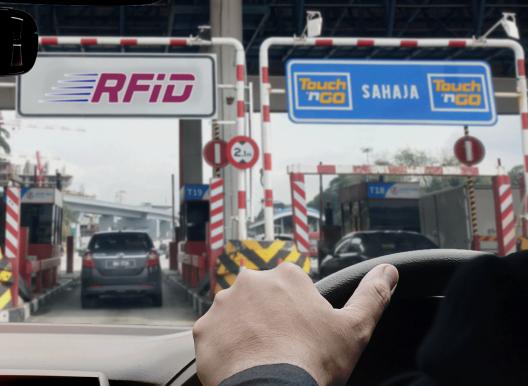 RFID on the Road