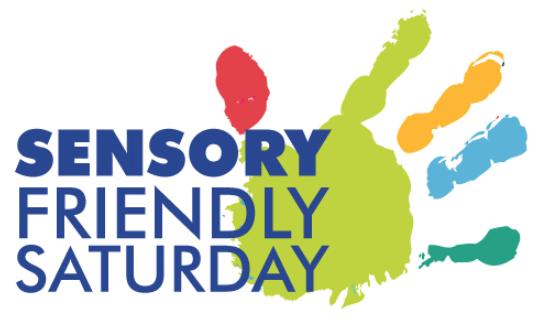 Sensory Friendly Saturdays logo