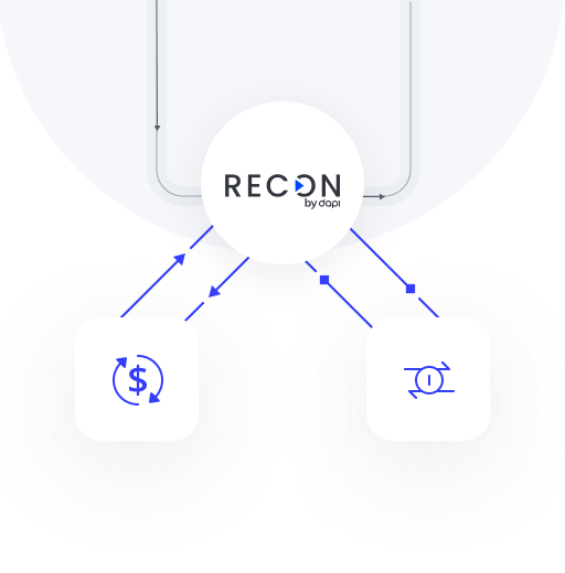 From Recon to payouts ilustration