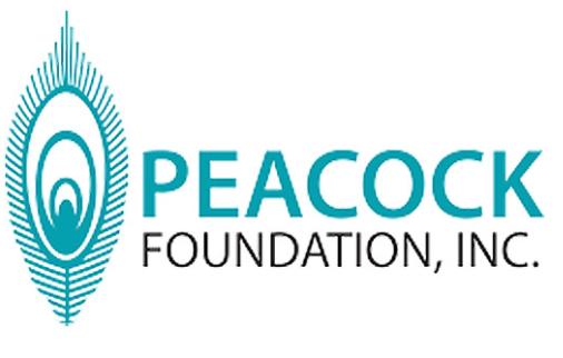 Peakock Foundation, Inc Logo