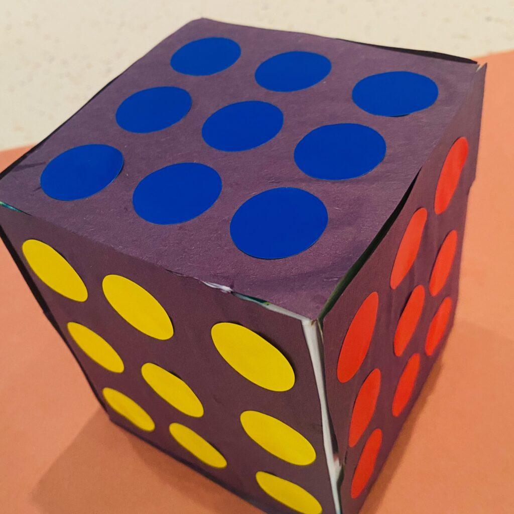 Max Park Rubik's Cube Color Sorting