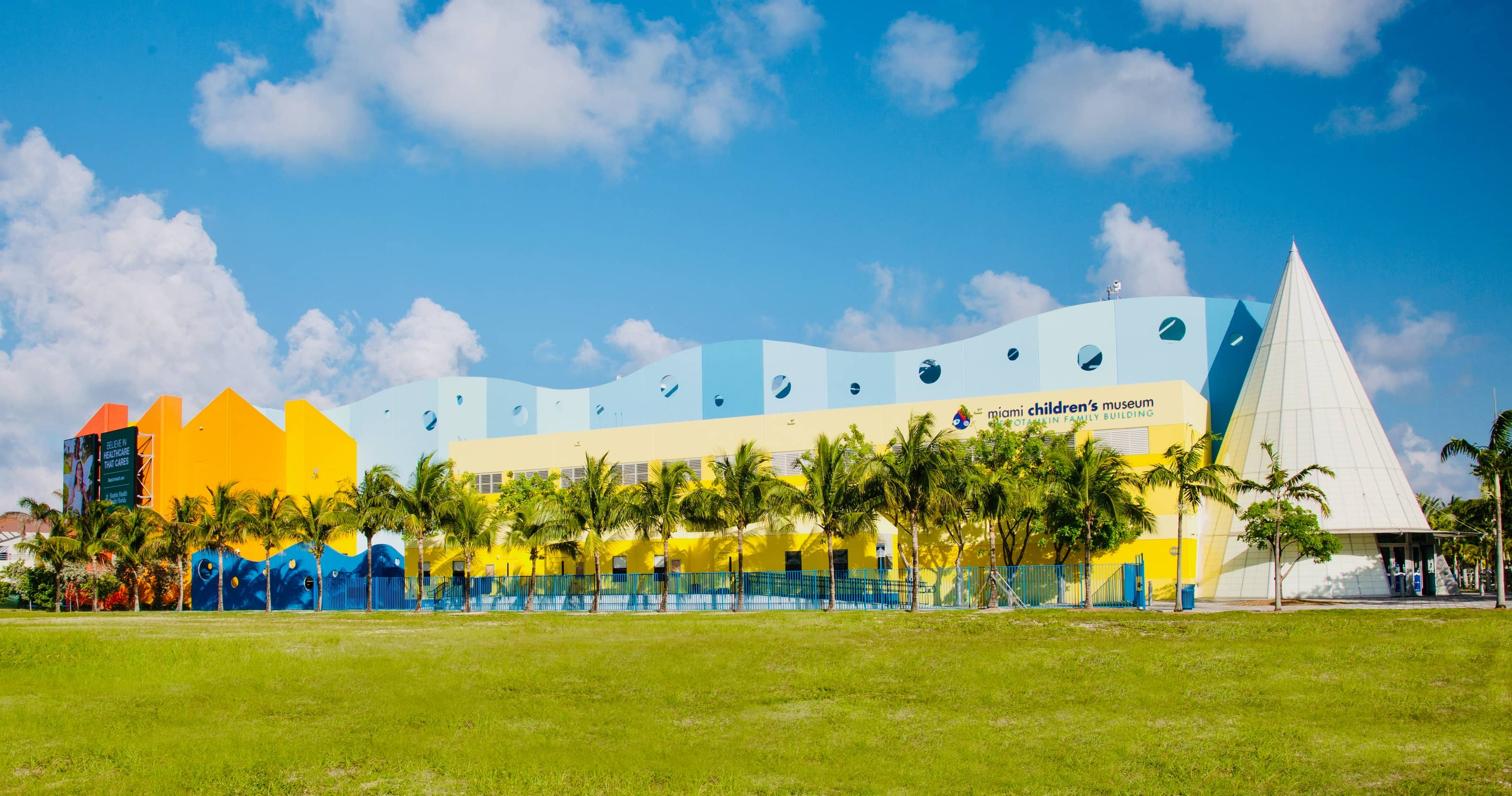 Miami Children Museum Outside