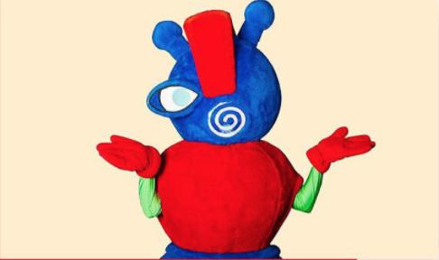 MiChiMu Mascot