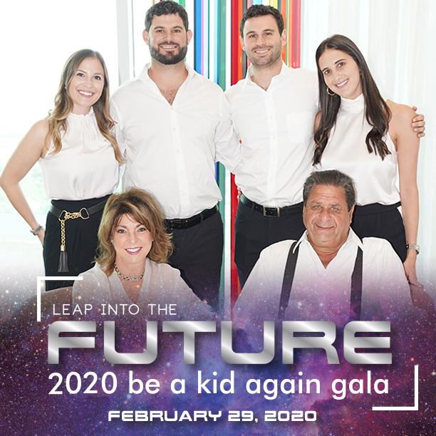 """""""Be A Kid Again"""" Annual Gala"""